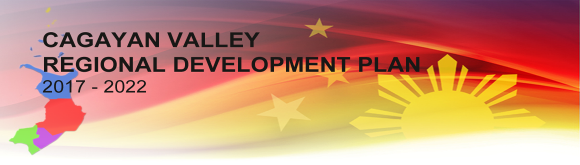 Cagayan Valley Regional Development Plan 2017 – 2022
